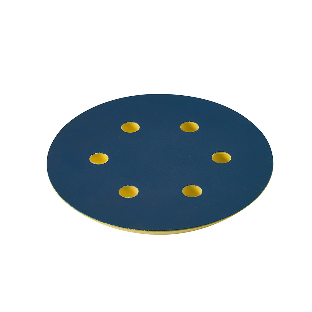 "6"" (150mm) Pad PSA with 6 holes 130GR"