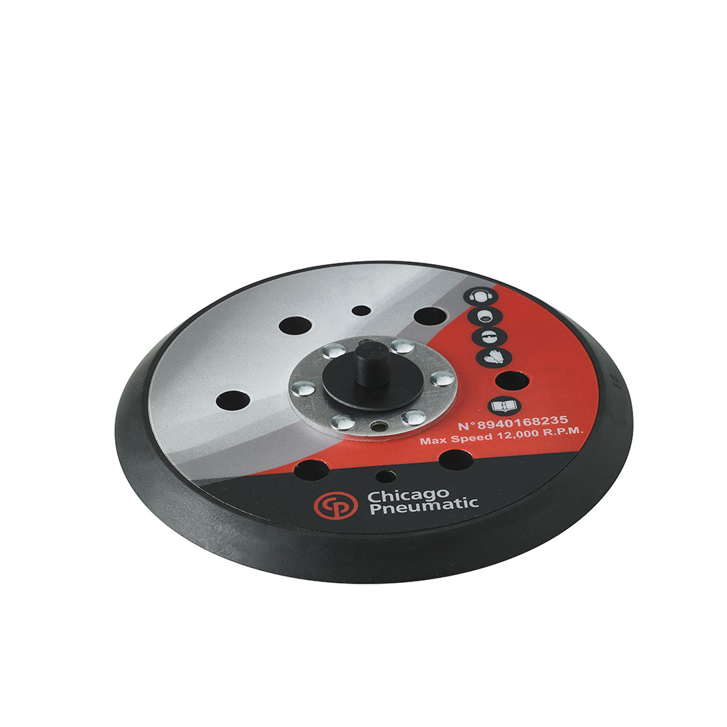 """6"""" (150mm) Pad PSA with 15 holes"""